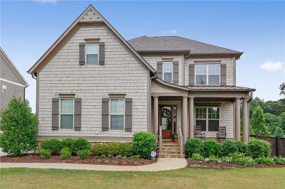 Roswell Single Family Home For Sale: 1070 Etris Manor Drive