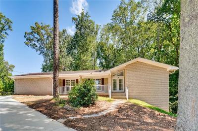 Atlanta Single Family Home For Sale: 1340 Heatherland Drive SW