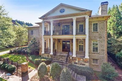 Alpharetta Single Family Home For Sale: 3157 E Addison Drive