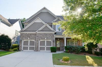 Flowery Branch Single Family Home For Sale: 7649 Legacy Road