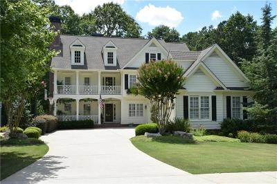 Alpharetta Single Family Home For Sale: 865 Autumn Close
