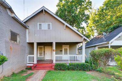 Atlanta Single Family Home For Sale: 143 Mayson Avenue