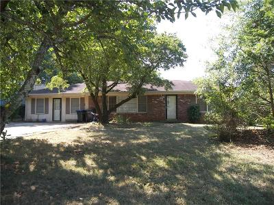 Roswell Single Family Home For Sale: 485 Maxwell Road