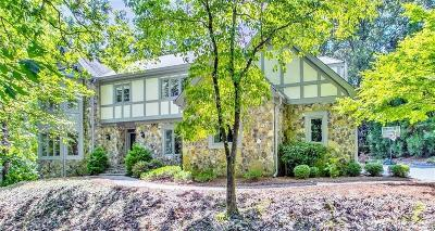 Sandy Springs Single Family Home For Sale: 100 Spindale Court