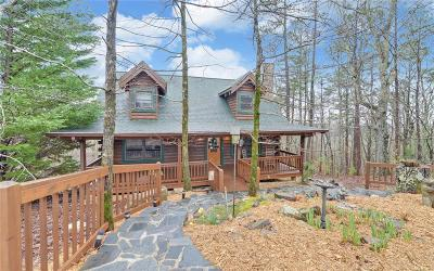 Talking Rock Single Family Home For Sale: 603 Oaklands Drive