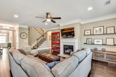 Alpharetta Single Family Home For Sale: 11725 Stratham Drive