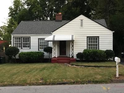 Atlanta Single Family Home For Sale: 796 Berkeley Avenue NW