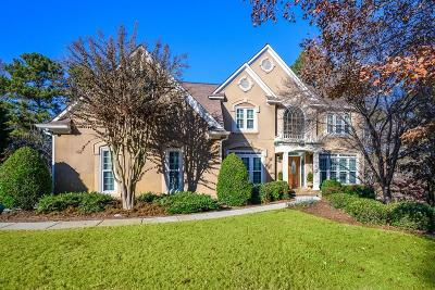Roswell Single Family Home For Sale: 155 Kensington Pond Court