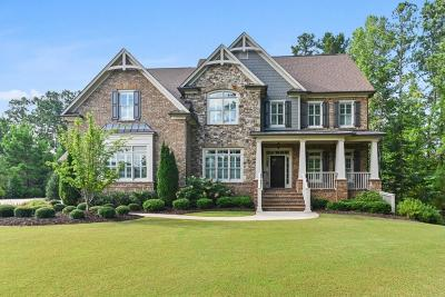 Milton Single Family Home For Sale: 1820 Horsham Trail