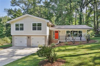 Chamblee Single Family Home For Sale: 3181 Barkside Court