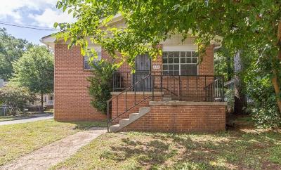 Atlanta Single Family Home For Sale: 482 Arthur Street