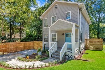 Atlanta Single Family Home For Sale: 1453 Chipley Street NE