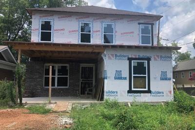 Atlanta Single Family Home For Sale: 1354 McPherson Avenue