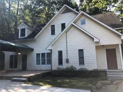 Bartow County Rental For Rent: 118 Tarpon Trail SE