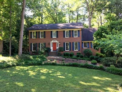 Sandy Springs Single Family Home For Sale: 75 Messina Way