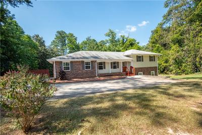 Sandy Springs Single Family Home For Sale: 220 Johnson Ferry Road NW