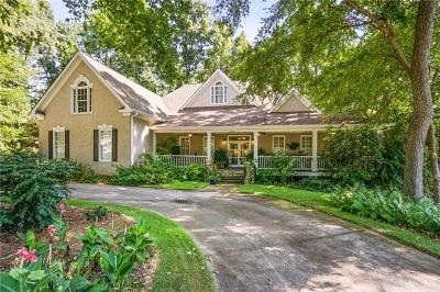 Clayton County Single Family Home For Sale: 2796 Birdie Drive