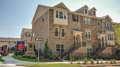 Dunwoody Condo/Townhouse For Sale: 4012 Townsend Lane #4