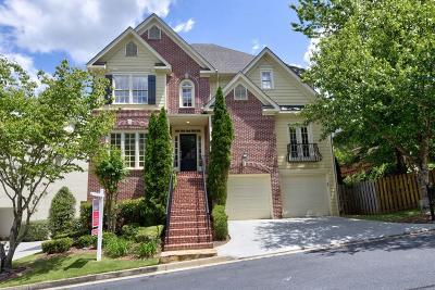 Atlanta Single Family Home For Sale: 2553 Haberfield Court NE