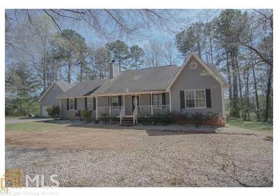 Stockbridge Single Family Home For Sale: 245 Brooks Drive