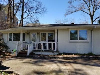 Brookhaven Single Family Home For Sale: 1465 N Druid Hills Road NE