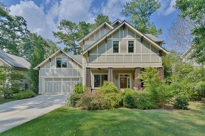 Decatur Single Family Home For Sale: 120 Pinehurst Street