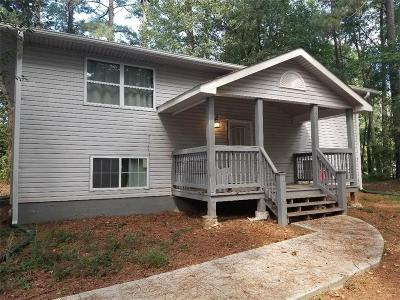 Stockbridge Single Family Home For Sale: 563 Forest Hill Drive