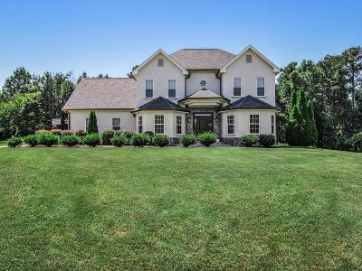 Flowery Branch Single Family Home For Sale: 4728 Upper Berkshire Road