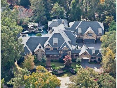 Marietta Single Family Home For Sale: 410 Oakmont Circle