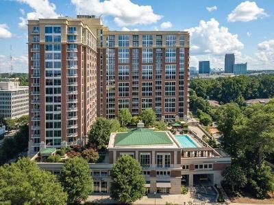 Atlanta Condo/Townhouse For Sale: 1820 Peachtree Street NW #612