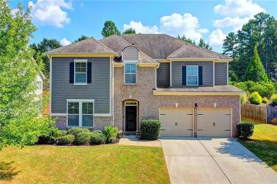Forsyth County Single Family Home For Sale: 2770 Evan Manor Lane