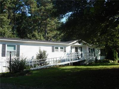Cumming Single Family Home For Sale: 3970 Twin Lakes Road