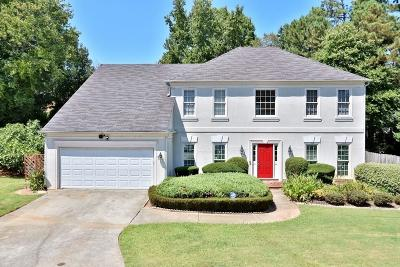 Alpharetta Single Family Home For Sale: 245 Kaolin Court