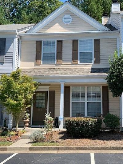 Alpharetta Condo/Townhouse For Sale: 1065 Whitestone Ridge Drive