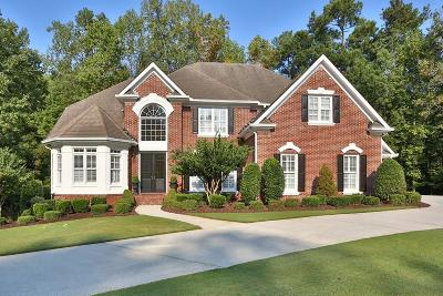 Alpharetta Single Family Home For Sale: 12960 Harrington Drive