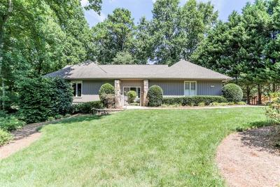 Dunwoody Single Family Home For Sale: 5344 Forest Springs Drive