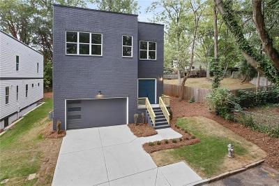 Atlanta Single Family Home For Sale: 2028 Bixby Street SE