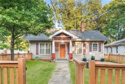 Atlanta Single Family Home For Sale: 82 2nd Avenue SE