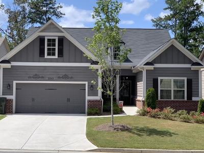 Kennesaw Single Family Home For Sale: 2243 Long Bow Chase NW