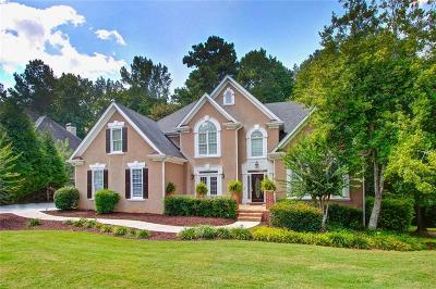 Alpharetta Single Family Home For Sale: 14450 Creek Club Drive
