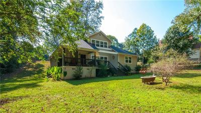 Gainesville Single Family Home For Sale: 5305 Green Cove Road