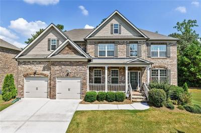 Suwanee Single Family Home For Sale: 1735 Thunder Gulch Pass