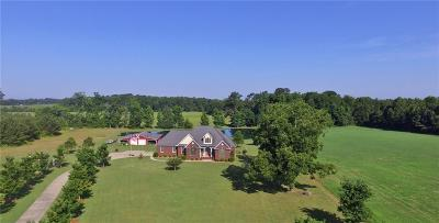 Fayette County Single Family Home For Sale: 319 Brooks Road
