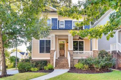 Atlanta Single Family Home For Sale: 3257 Cates Avenue NE