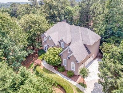 Roswell Single Family Home For Sale: 8650 Sentinae Chase Drive