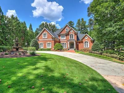 Marietta Single Family Home For Sale: 4785 Crest Park Lane