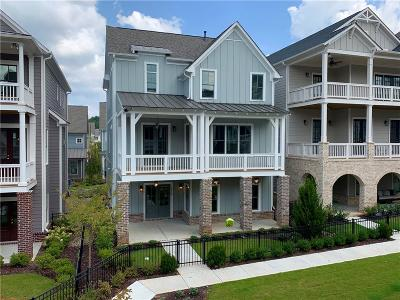 Atlanta Single Family Home For Sale: 1916 Red Eagle Walk NW