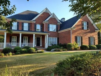 Marietta Single Family Home For Sale: 2171 Unity Trail NW