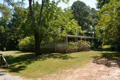 Woodstock Single Family Home For Sale: 530 Stell Road