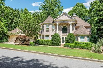 Sandy Springs Single Family Home For Sale: 5165 Falcon Chase Lane